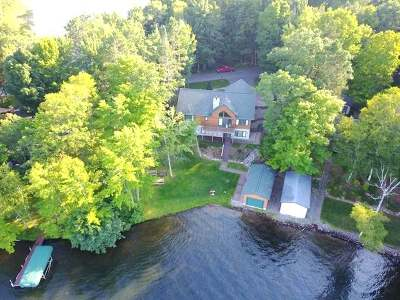 Oneida County Single Family Home For Sale: 3044 Wausau Rd