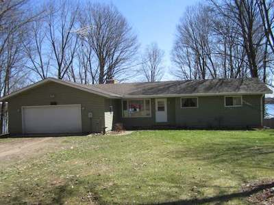 Crandon Single Family Home Active O/C: 4004 Cth W