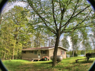 Forest County, Iron Wi County, Langlade County, Lincoln County, Oneida County, Vilas County Single Family Home For Sale: 3551 W Hwy 182