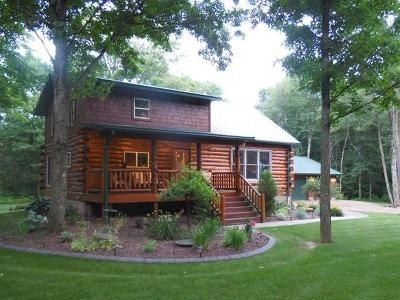 Gleason Single Family Home For Sale: N7838 Hwy 17