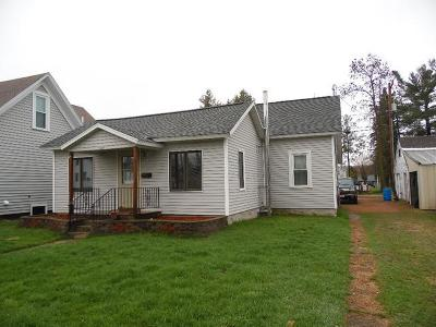 Merrill Single Family Home For Sale: 1505 1st St E