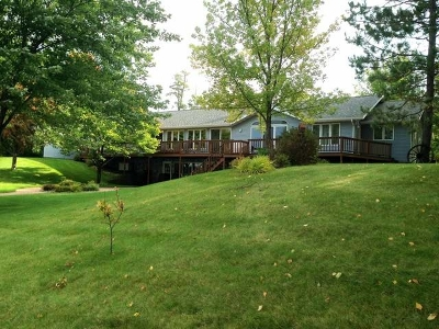Tomahawk, Tripoli, Gleason, Rib Lake, Ogema, Brantwood Single Family Home For Sale: 11753 Ella Rd