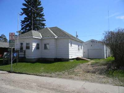 Elcho WI Single Family Home For Sale: $54,900
