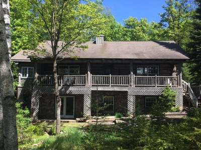 Presque Isle Single Family Home For Sale: 8614 Murphy Lake Rd