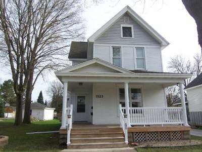 Single Family Home For Sale: 1123 5th Ave