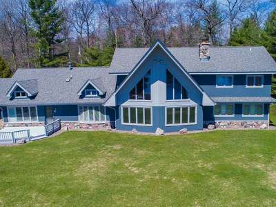 Minocqua Single Family Home For Sale: 8604 Lambert Rd
