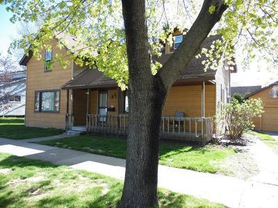 Merrill Single Family Home For Sale: 307 Van Rensselaer St N