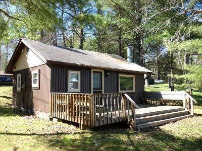 Forest County, Iron Wi County, Langlade County, Lincoln County, Oneida County, Vilas County Condo/Townhouse For Sale: 11248 Hwy 70 #6