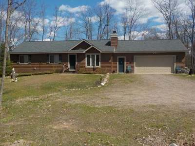 Plum Lake Single Family Home For Sale: 7094 Woodland Dr