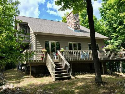 Presque Isle Single Family Home For Sale: 7330 Jamie Lake Dr