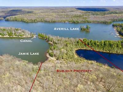 Vilas County Residential Lots & Land For Sale: On Jamie Lake Dr