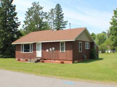 Eagle River WI Single Family Home Active O/C: $69,900