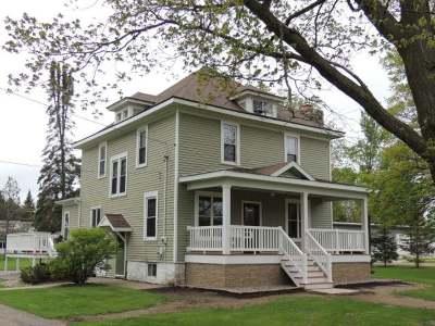 Antigo Single Family Home For Sale: 423 Cth F
