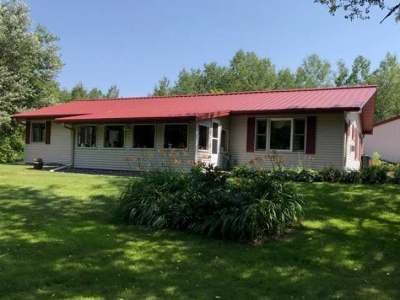 Forest County, Iron Wi County, Langlade County, Lincoln County, Oneida County, Vilas County Single Family Home For Sale: N7720 Hwy 52