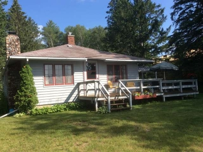 Langlade County Single Family Home For Sale: W10678 Bass Lake Rd
