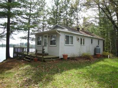 Forest County, Iron Wi County, Langlade County, Lincoln County, Oneida County, Vilas County Single Family Home For Sale: 4201 Thunder Ln