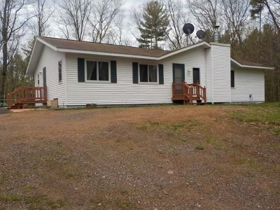 Plum Lake Single Family Home For Sale: 8683 Rearing Pond Rd
