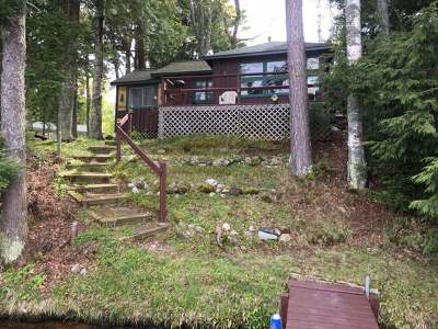Three Lakes WI Condo/Townhouse For Sale: $105,000