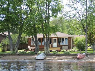 Langlade County Single Family Home For Sale: W10740 Bass Lake Rd