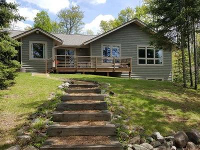Presque Isle Single Family Home Active O/C: 10827 Cth B