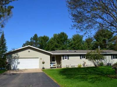 Sugar Camp WI Single Family Home For Sale: $285,000