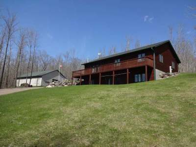 Price County Single Family Home For Sale: W11026 Cth E