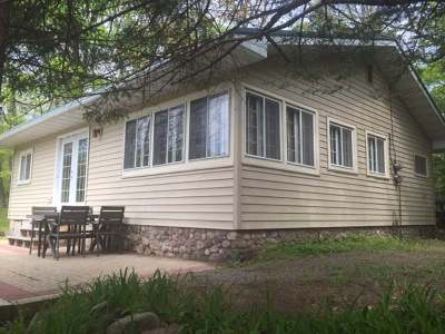 White Lake Single Family Home For Sale: W2621 De Braufer Ln