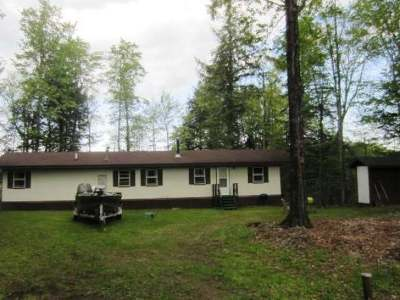 Forest County, Iron Wi County, Langlade County, Lincoln County, Oneida County, Vilas County Single Family Home For Sale: 8351 Cth G