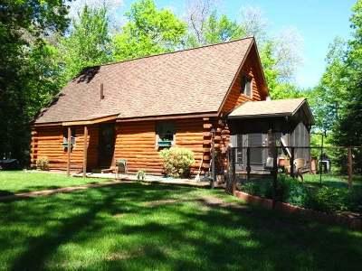 Arbor Vitae Single Family Home For Sale: 1562 Marsha Ln