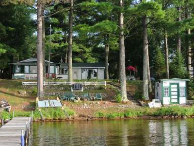 Lac Du Flambeau Single Family Home For Sale: 1569 Cth F