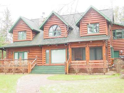 Manitowish Waters Single Family Home For Sale: 4804 Alder Cr