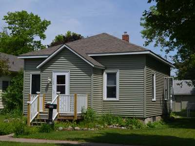Tomahawk WI Single Family Home Pending: $99,900
