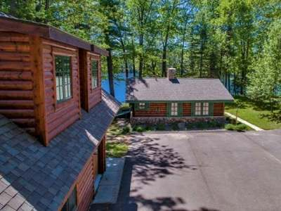 Minocqua WI Single Family Home For Sale: $759,000