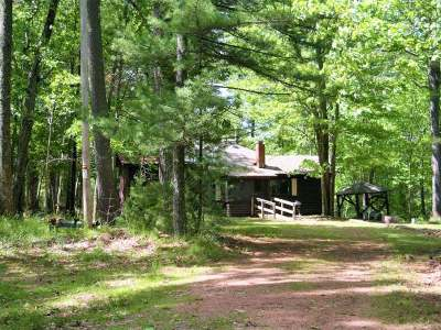 Forest County, Iron Wi County, Langlade County, Lincoln County, Oneida County, Vilas County Single Family Home For Sale: 1251 Walter Dr
