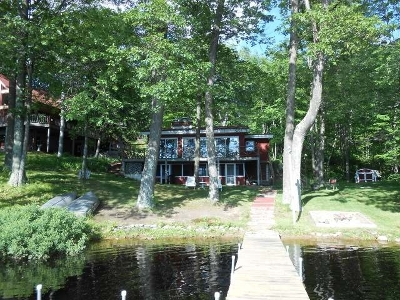 Langlade County Single Family Home For Sale: N9246 North Shore Rd