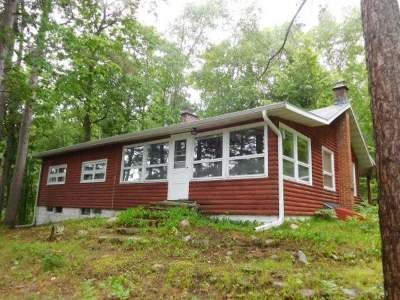Langlade County Single Family Home For Sale: N9230 North Shore Rd