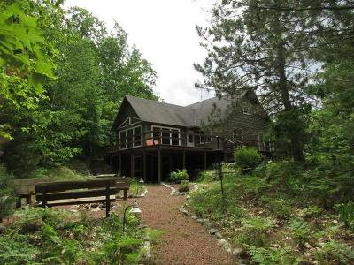 Eagle River Single Family Home For Sale: 6432 Snipe Lake Rd