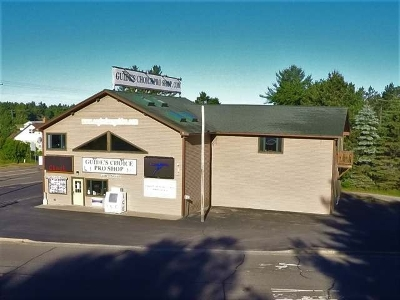 Eagle River Commercial For Sale: 4315 Wall St