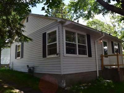 Single Family Home For Sale: 538 Wisconsin Ave