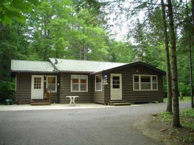 Forest County, Iron Wi County, Langlade County, Lincoln County, Oneida County, Vilas County Single Family Home For Sale: 6070 Eagle Lake Rd
