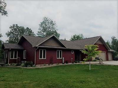 White Lake Single Family Home For Sale: W871 Hwy 64