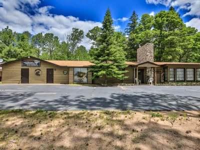 Boulder Junction Single Family Home For Sale: 4552 Hwy 51