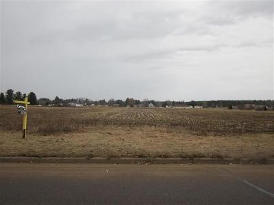 Merrill Residential Lots & Land For Sale: 6.26 Ac Alexander St S