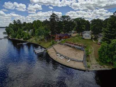 Forest County, Iron Wi County, Langlade County, Lincoln County, Oneida County, Vilas County Condo/Townhouse For Sale: 1914 Summer Breeze Ln #5