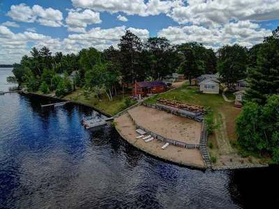 Forest County, Iron Wi County, Langlade County, Lincoln County, Oneida County, Vilas County Condo/Townhouse For Sale: 2011 Reel Em In Rd #6