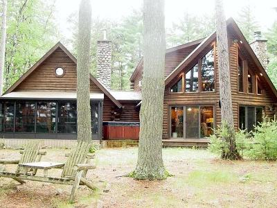 Vilas County Single Family Home For Sale: 5647 Seybold Rd