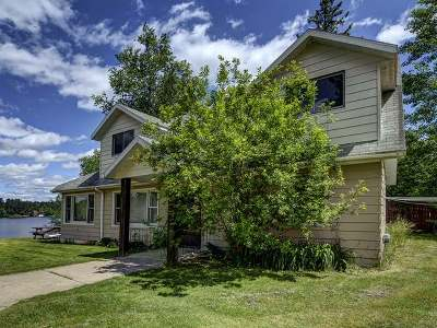 Forest County, Iron Wi County, Langlade County, Lincoln County, Oneida County, Vilas County Condo/Townhouse For Sale: 2041 Reel Em In Rd #14