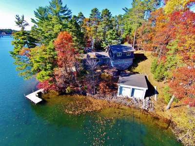 Minocqua Single Family Home For Sale: 569 Cedar St