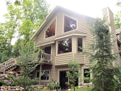 Woodruff Single Family Home For Sale: 8217 Grundy Point Rd
