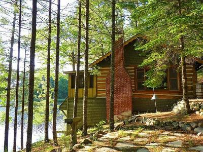 Forest County, Iron Wi County, Langlade County, Lincoln County, Oneida County, Vilas County Single Family Home For Sale: 1261 Birchwood Dr